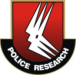 Police Research logo