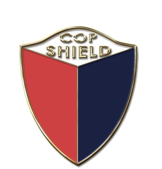 Cop Shield Logo