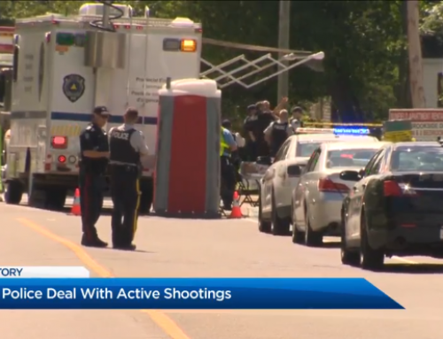 CTOA's Nir Maman on The challenges police face in active shootings