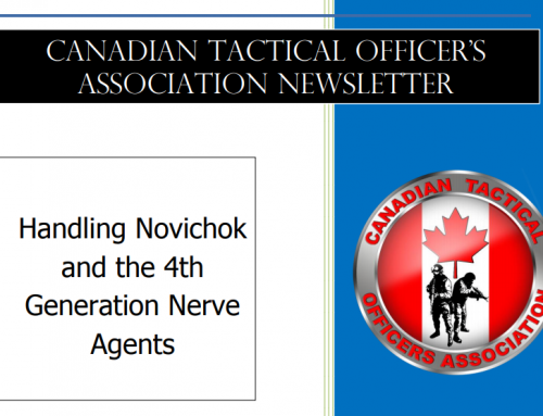 Handling Novichok and the 4th Generation Nerve Agents