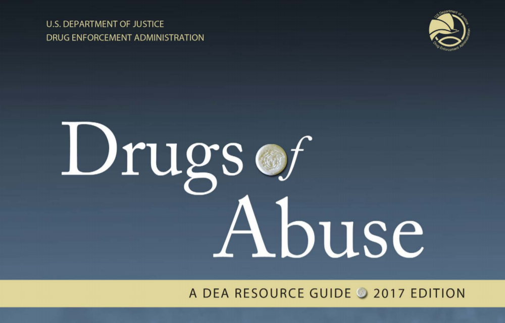 Drugs of Abuse: A DEA Guide